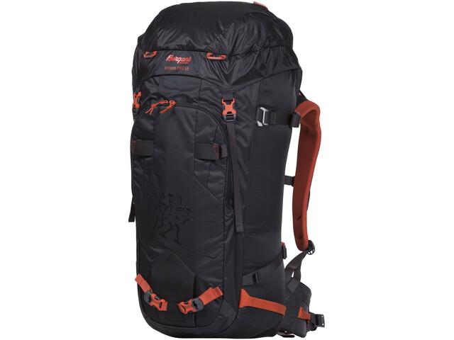 Bergans Helium PRO 55 Backpack solidcharcoal/koi orange